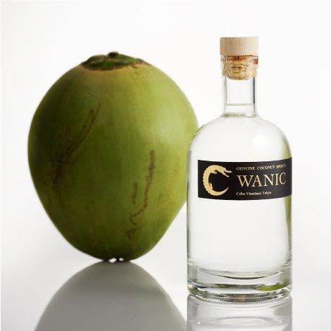 wanic coconuts liquor