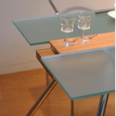 AIDEC canal テーブルセット インテリア プロダクトデザイン