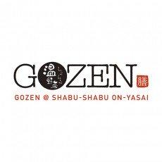 温野菜 GOZEN LOGO 飲食店ロゴデザイン