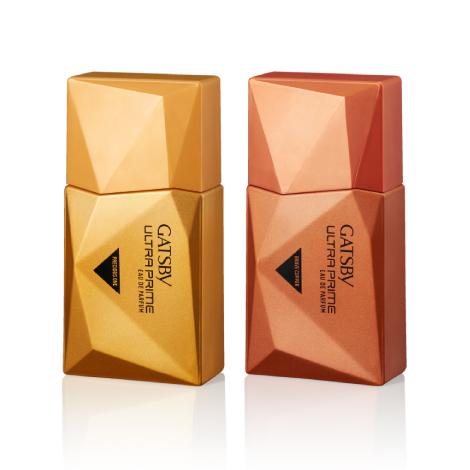 GATSBY perfume design
