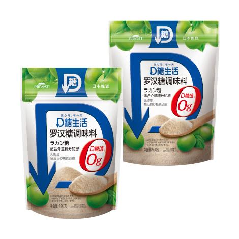 Plavest D糖生活 package design