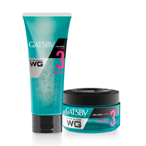 GATSBY WATER GLOSS PACKAGE DESIGN